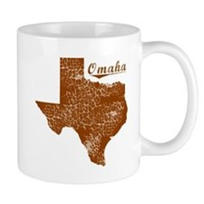 Omaha, Texas (Search Any City!) Mug