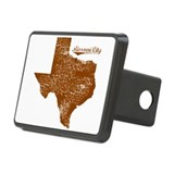 Missouri City, Texas. Vintage Hitch Cover