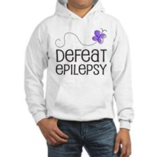 Defeat Epilepsy Hoodie