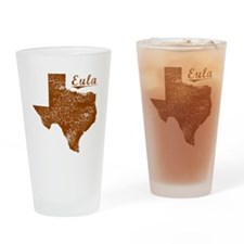 Eula, Texas (Search Any City!) Drinking Glass