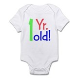 Babys 1st party birthday clothes Infant Bodysuit