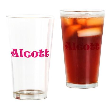 Alcott Drinking Glass
