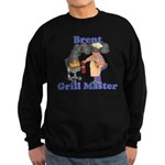 Grill Master Brent Sweatshirt (dark)