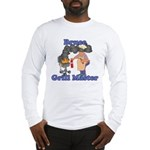 Grill Master Bruce Long Sleeve T-Shirt