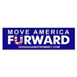 Official DAR Move America FURWARD sticker