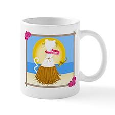 Hula Kitty Aloha Mug!