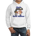 Grill Master Chris Hooded Sweatshirt