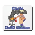 Grill Master Chris Mousepad