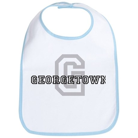 Georgetown (Big Letter) Bib
