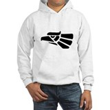 Mexican Eagle Jumper Hoody