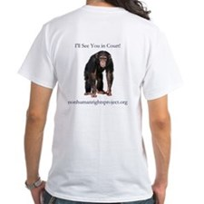 NhRP Chimpanzee T-Shirt
