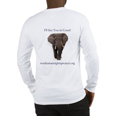 NhRP Elephant Long Sleeve T-Shirt