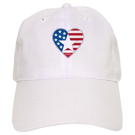 Heart Star USA: Cap