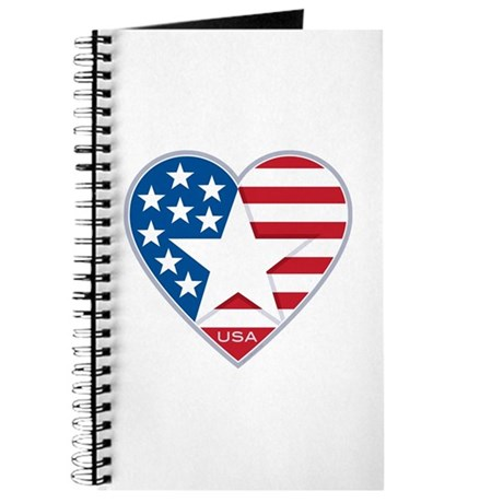 Heart Star USA: Journal