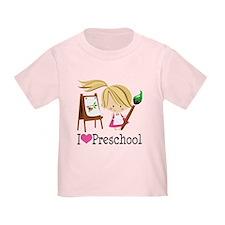 I Heart Preschool T