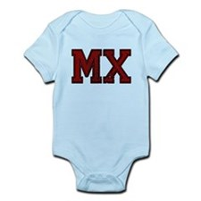 MX, Vintage Infant Bodysuit