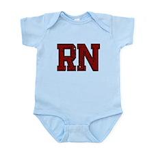 RN, Vintage Infant Bodysuit