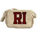 RI, Vintage Messenger Bag