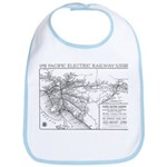 Pacific Electric Map Bib
