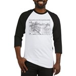 Pacific Electric Map Baseball Jersey