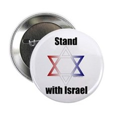 Stand with Israel Button