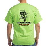 Electrifying. - Tacky Light Tour (Neon T-Shirt)