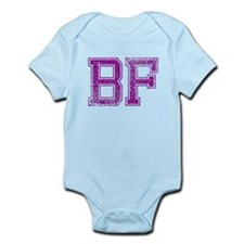 BF, Vintage Infant Bodysuit