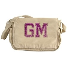 GM, Vintage Messenger Bag