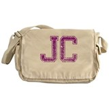 JC, Vintage Messenger Bag