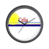 Celia Wall Clock
