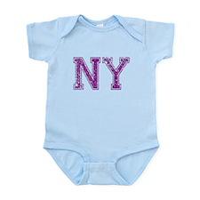 NY, Vintage Infant Bodysuit