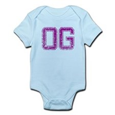 OG, Vintage Infant Bodysuit