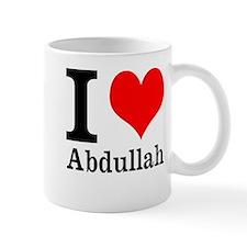 I Heart Abdullah Mug