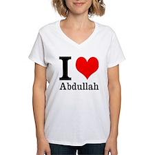 I Heart Abdullah Shirt