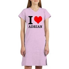I Heart Adrian Women's Nightshirt