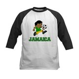 Jamaica Football (Soccer) Child Tee