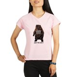 Grill Bear Performance Dry T-Shirt
