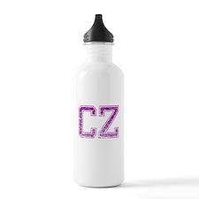 CZ, Vintage Water Bottle