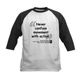 Hemingway Action Quote Tee
