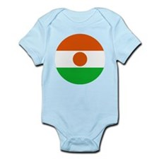 Niger Roundel Infant Bodysuit