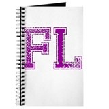 FL, Vintage Journal