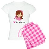 Meema Breast Cancer Support Pajamas