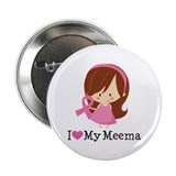 "Meema Breast Cancer Support 2.25"" Button (10 pack)"