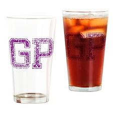 GP, Vintage Drinking Glass