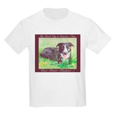 My Stock dog burgandy.jpg T-Shirt