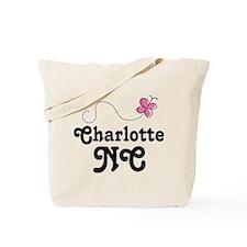 Charlotte North Carolina Tote Bag