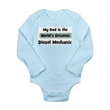 Unique Careers professions Long Sleeve Infant Bodysuit