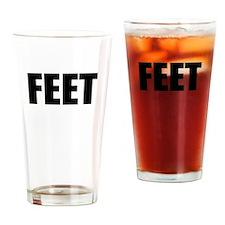 Feet glass