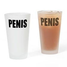 Penis glass