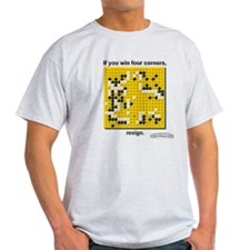 Cute Four corners T-Shirt